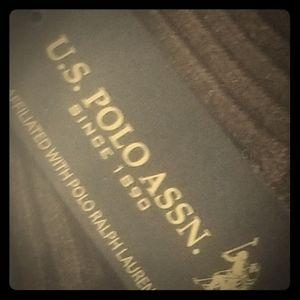 U.S. polo Assn. Zip sweater